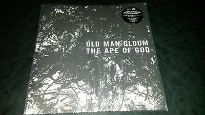 Old Man Gloom The Ape Of God LP Green vinyl Version 2 (SIGE034)