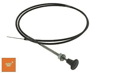Heater Valve Cable - Push / Pull Universal 1750Mm Long