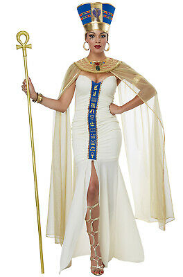 Brand New Queen of Egypt Cleopatra Women Adult Costume