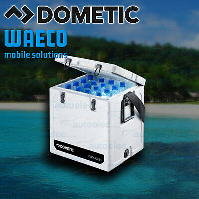 New Dometic Waeco Cool Ice Icebox Wci-33 Fishing Trips Adventure 40 Cans Cooler