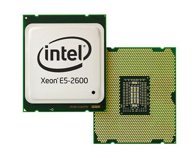 Xeon E5-2689, 2.6Ghz (3.6GHz Turbo), LGA2011, Rare (As fast as 2690 - lower TDP)