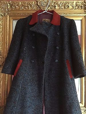 "Vintage Girls Coat ""Tayloy Tite"" London"