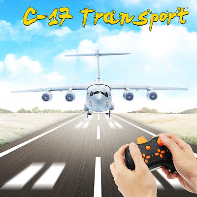C-17 Transport 373mm Wingspan EPP DIY RC Airplane 2.4G 3-Axis w/ 300mAh Battery