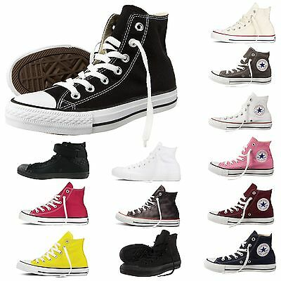 CONVERSE CHUCK TAYLOR ALL STAR HI CHAUSSURES Homme Baskets Femme Plusieurs