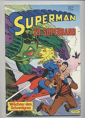 Superman Superband # 29 - Ehapa Verlag 1986 - Top