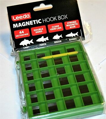 Leeda Magnetic Hook Box