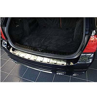 DCP BMW F31 Touring 2012> stainless steel rear bumper protector