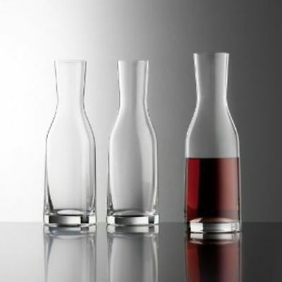 SALE!! 1.2L BOHEMIA CRYSTAL Wine Decanter Carafe RETAIL PRICE £19.99
