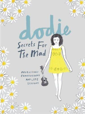 Dodie Clark Secrets for the Mad Book Mental Health You Tuber Fear Gift PREORDER