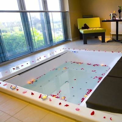 2 For 1 Ultimate Spa Day with Afternoon Tea at The Club and Spa Chester