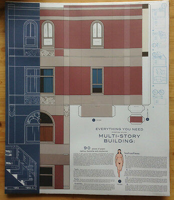 Chris Ware : Multi story building - signed and numbered