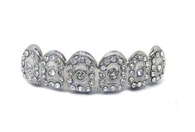 Grillzz Faux-Diamant-Discoball Obere Reihe Hiphop Bling Grillzz
