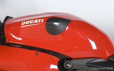 R&G CARBON FIBRE TANK SLIDERS for DUCATI 1199 PANIGALE, 2012 to 2015