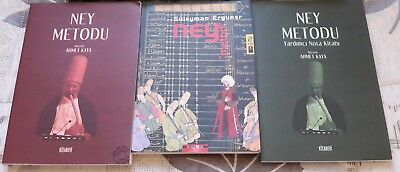 Turkish ney method books