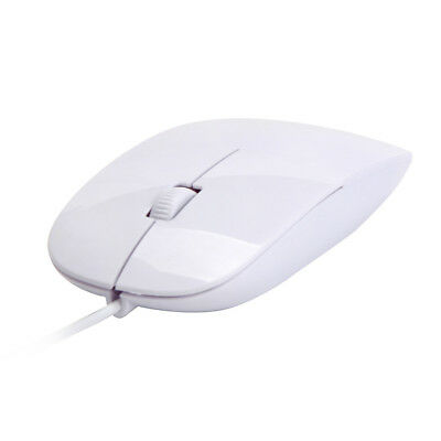 1200DPI USB Mouse Wired Optical Gaming Mouse Cable Mice Office PC Laptop Compute