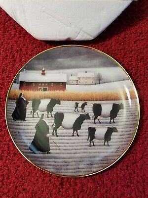 Franklin Mint By Lowell Herrero Holy Cow