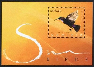 Namibia Sunbirds of Namibia MS SG#MS989 SC#1059