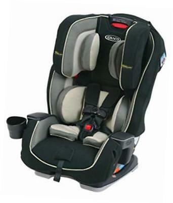 Graco Milestone All-in-One Convertible Car Seat ,3 in1 SAFETY SURROUND Protectio