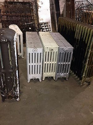American Standard Antique Hot Water Vintage Cast Iron Radiator