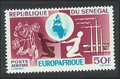 Senegal 'Europafrique' 1v Supporting the Globe SG#282