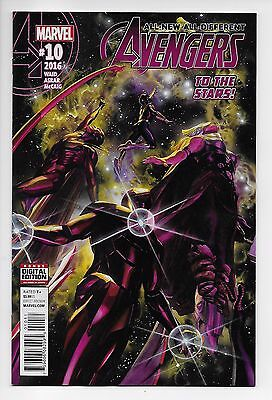All New All New Different Avengers #10 - Civil War II (Marvel, 2016) - New (NM)