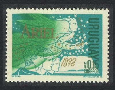 Uruguay 75th Anniversary of Publication of 'Ariel' by Jose Rodo 1v SG#1628