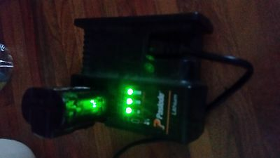 paslode lithium impulse fast charger and battery genuine paslode