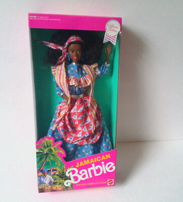 DOLLS OF THE WORLD Barbies **JAMAICAN** DOTW Collector Special Edition NEW