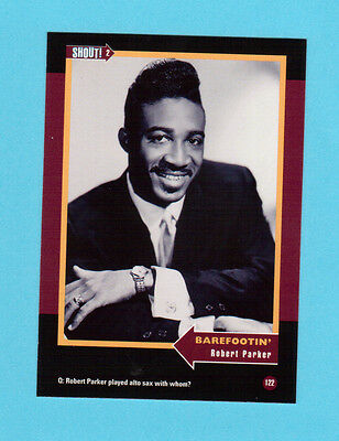 Robert Parker  Soul Music Collector Card  Have a Look!