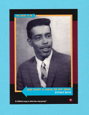 Clifford Curry Soul Music Collector Card  Have a Look!