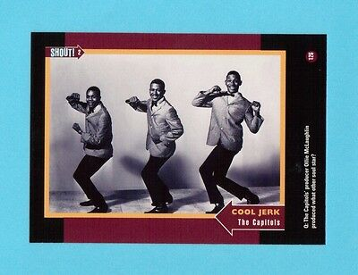 The Capitols  Soul Music Collector Card  Have a Look!