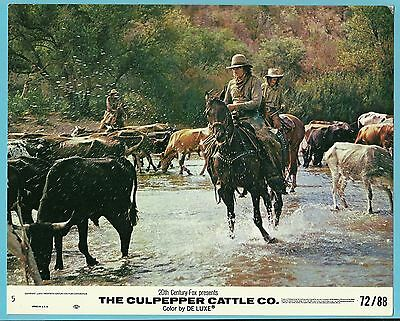 The Culpepper Cattle Co. Press Publicity Film Photo Lobby Card Billy Gary Grimes