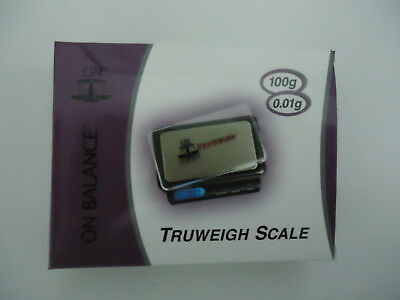 "On Balance ""TRUEWEIGH"" Scales"