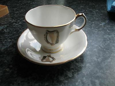 cup saucer (Harp made in Ireland