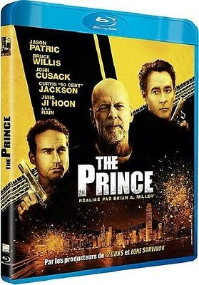 Blu Ray  //  THE PRINCE  //   Willis - Patric - Cusack  /  NEUF sous cellophane