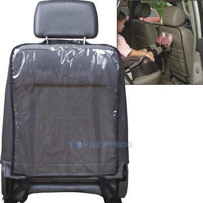 Kids Auto Car Seat Back Protector Cover For Children Kick Mat Mud Cleaner TN2F