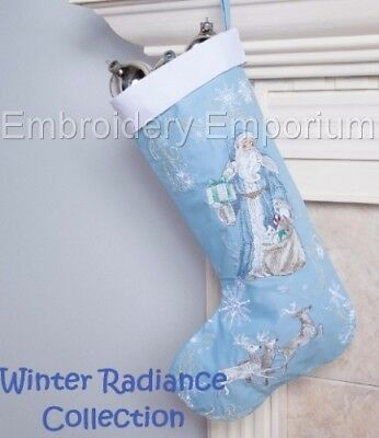 Winter Radiance Collection - Machine Embroidery Designs On Cd
