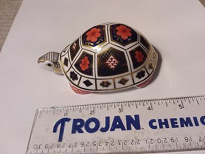 Royal Crown Derby Turtle Xlix