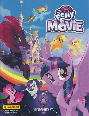 Panini - My little Pony - Sammelsticker - 1 Album