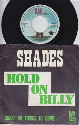 SHADES * 1974 UK Heavy GLAM Killer * Listen!