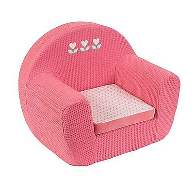 Brand new in box Nattou Charlotte & Rose Sofa in Pink for baby & toddler