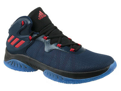 Adidas Explosive Bounce By4465 Men's Basketball And Other Indoor Sports New!!!