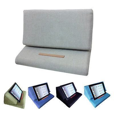 Universal Tablet Pillow Stand Easy Stand Pad Pillow Stand for iPad Samsung Pop