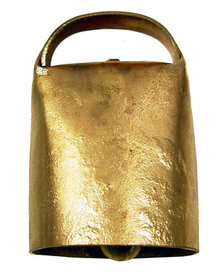 """Imex El zorro 22002Cow Bell with Handle Iron 12'x 1"""""""