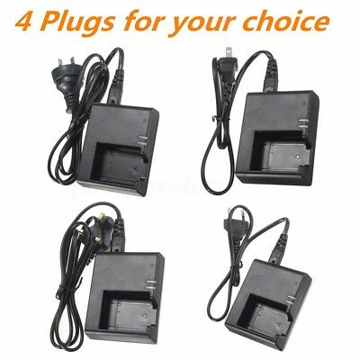 LC-E10 Main Battery Charger For Canon EOS1100D EOS1200D Kiss X50 Rebel T3 Camera