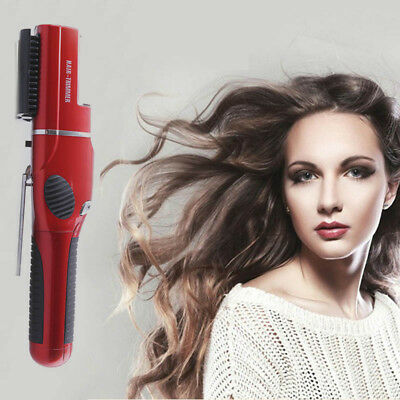 RED Automatic Damaged Hair Trimmer Hair Cutter Trimmer Automatic Hair UK