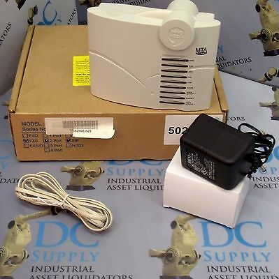 INNOMEDIA VOICELINE MTA3328-2RE VoIP ADAPTER COMPLETE WITH P/S AND CABLE, NIB