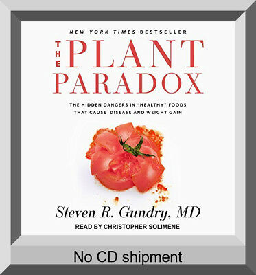 The Plant Paradox [Audiobook]