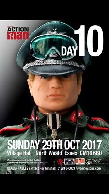 Action Man  Day 10 Early Bird Tickets