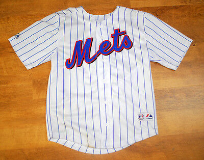 Majestic New York Mets 'Beltran' Replica Jersey (Youth Size 10/12)